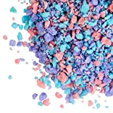 TableTop King Dutch Treat Cotton Candy Crunch Ice Cream Topping - 10 lb.
