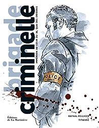 Brigade criminelle : Immersion au coeur du 36, quai des Orfèvres par Raynal Pellicer