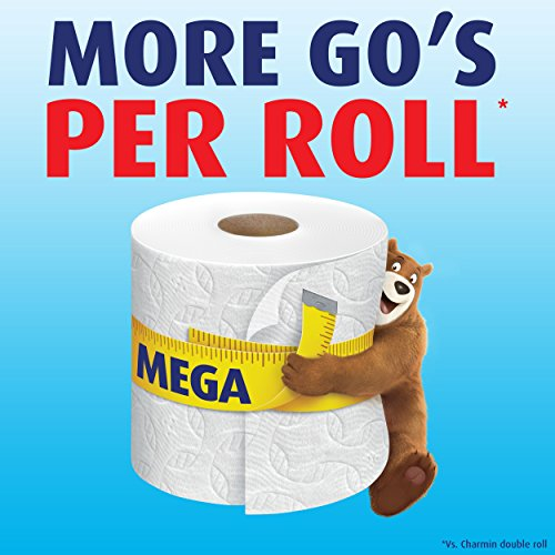 Charmin Ultra Strong Toilet Paper Bath Tissue Mega Roll