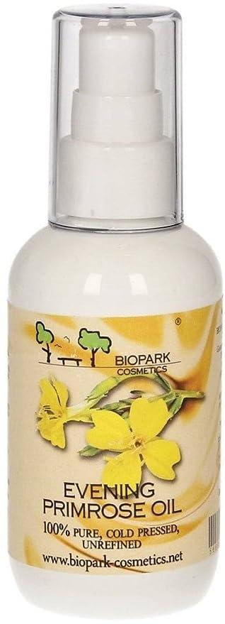 BIOPARK - Aceite de Onagra - Cuidado nutritivo para pieles secas y maduras - Reduce las