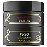Caolion Premium Hot & Cool Pore Pack Duo Blackhead Steam Pore Pack & Pore Orginal Pack Duo