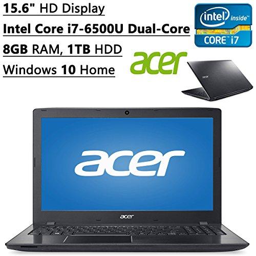 Acer-Aspire-Flagship-High-Performance-156-HD-Display-Laptop-PC-Intel-Core-i7-6500U-Dual-Core-250-GHz-8GB-RAM-1TB-HDD-DVD-RW-Bluetooth-WIFI-Ethernet-Windows-10-Home-Black