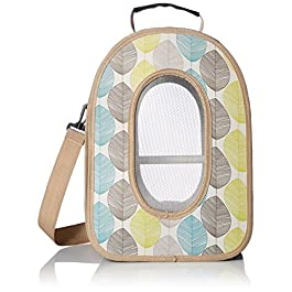 A&E Soft Sided Travel Carrier for Birds