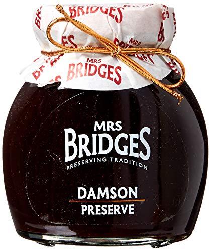 Damson Preserve - Mrs Bridges Damson Plum Preserve, 12 Ounce