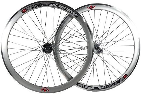 Deep V - 43&Nbsp;Mm, Ruedas Fijas Para Bicicleta Fixie, Una Sola ...