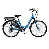 Hollandia Evado Electric City Commuter Bicycle 7-Speed, 18' Women's...