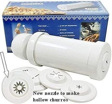 Churrera Churro Maker with Hollow Churro Nozzle. by Bernar ...