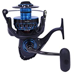 Daiwa Saltist Saltist5000 spinning reel. Fishing reels spinning saltwater. Made of the highest quality materials another quality Daiwa Product.