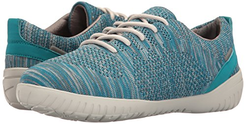 Raelyn Rockport Tie Teal Knit Femme Heather Chaussures 8vUwaq