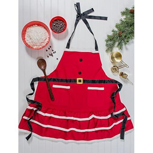 DII Christmas Kitchen Apron - Mrs Claus