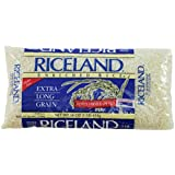 Riceland Long Grain White Rice 6/1 LB bags