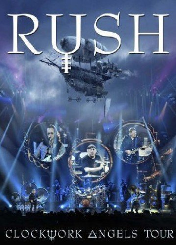 Blu-ray : Rush - Clockwork Angels Tour (Holland - Import)