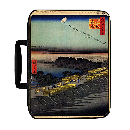Nihonbashi Bridge (Hiroshige) Insulated Lunch Box (Nihonbashi Bridge)