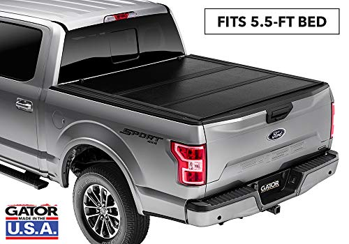 """Gator Covers Gator EFX Hard Folding Truck Tonneau Cover 