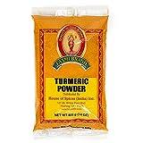 Laxmi Natural Ground Turmeric Powder - 14oz