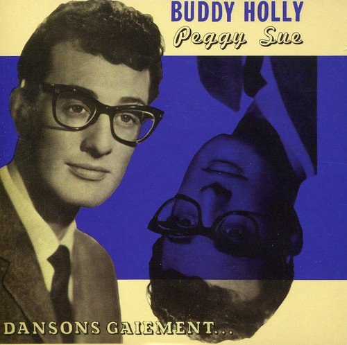 CD : Buddy Holly - Peggy Sue (Japanese Mini-Lp Sleeve, France - Import)