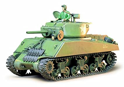 1/35 US M4A3E2 Jumbo Sherman Tank