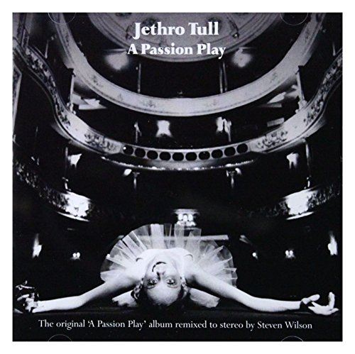 CD : Jethro Tull - A Passion Play (Steven Wilson Mix) (Breakout) (CD)