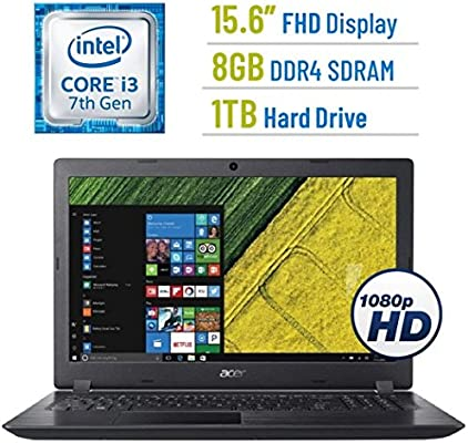 Amazon ca Laptops: Newest Acer Aspire 5 15 6-inch Full HD