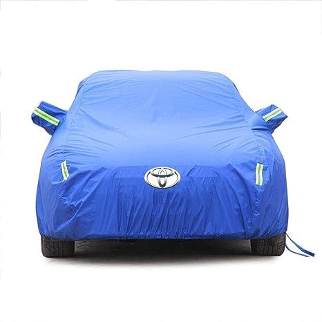 Amazon.es: Funda de coche para Toyota RAV4, cubierta impermeable ...