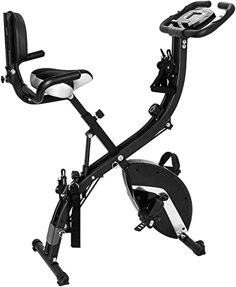 Woltop Bicicleta estática de Spinning, para Interiores, Ciclismo ...