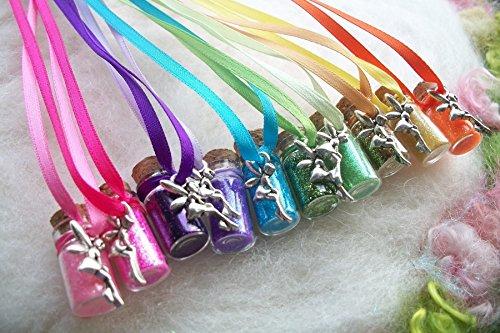 Rainbow Party Favors Tiny Tinkerbell Fairy Dust - Ribbon Pixie