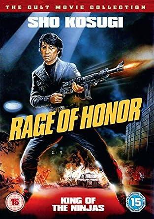 Rage of Honor [DVD] by Shô Kosugi: Amazon.es: The Wombles ...