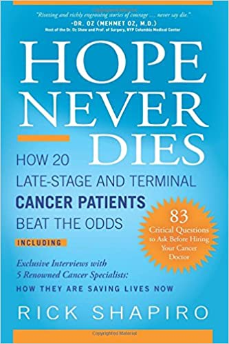 Hope Never Dies: How 20 Late-Stage and Terminal Cancer Patients Beat