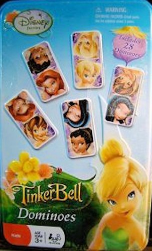 Disney Fairies Tinkerbell Dominoes