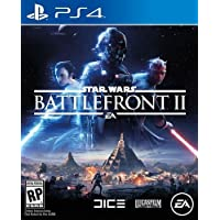Star Wars Battlefront II Br - 2017 - PlayStation 4