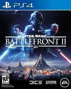 Star Wars Battlefront II Br - 2017 - PlayStation 4