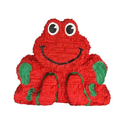 Red Frog Pinata -