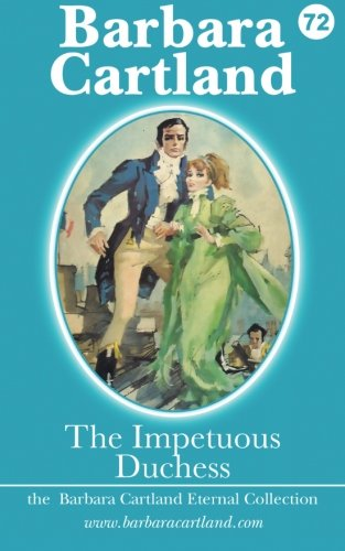 book cover of The Impetuous Duchess