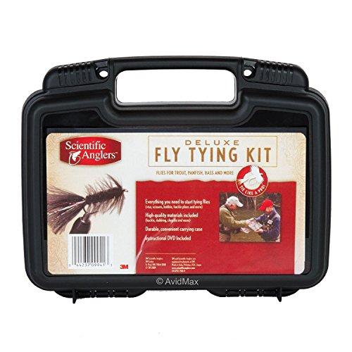 Fly Tying Starter Kit - 1