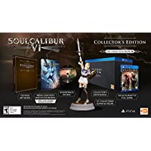 SOULCALIBUR VI: PlayStation 4 Collector's Edition