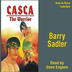 Casca the Warrior: Casca Series #17 Audiobook