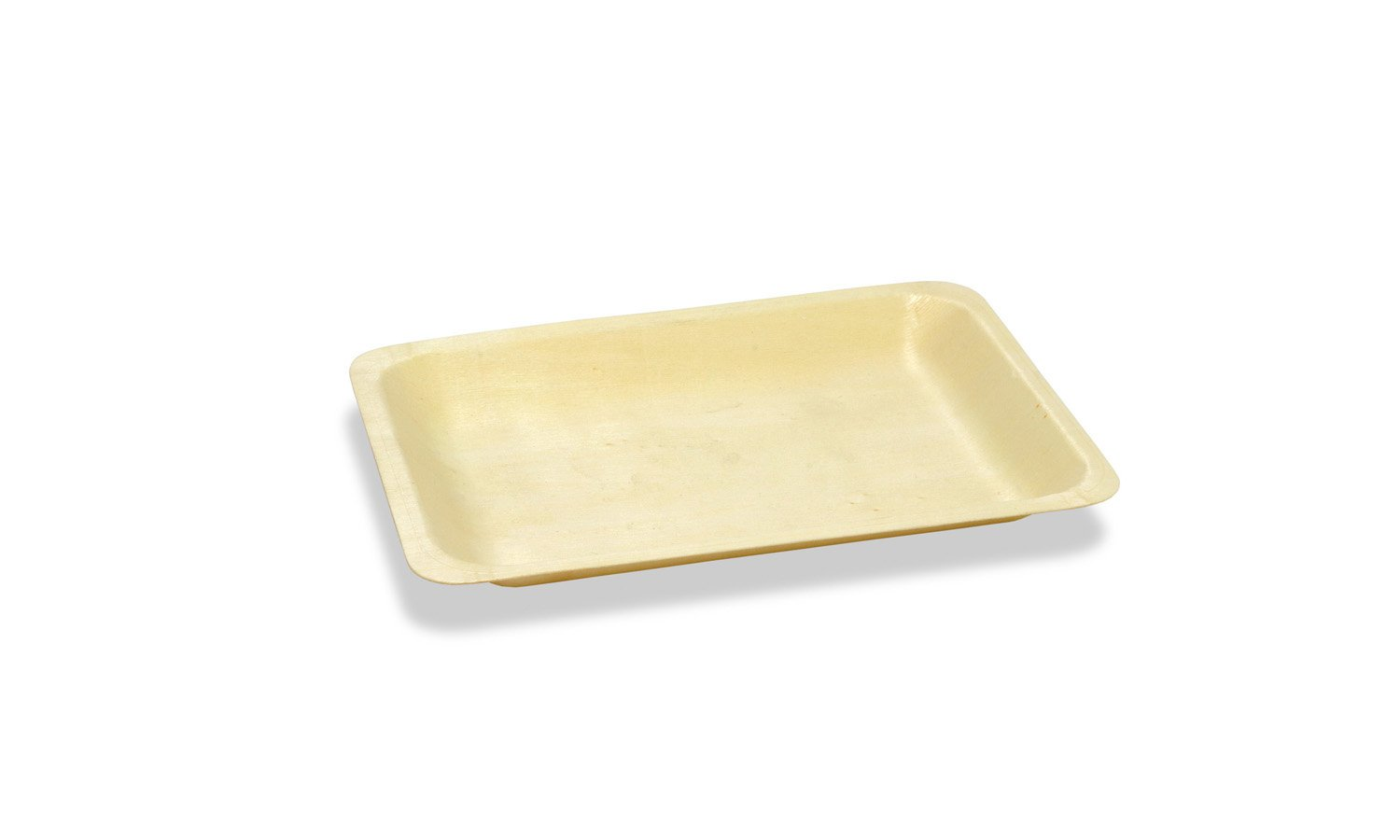 Front of the House DAP062NAW28 Servewise Deep Plate, 5.75'' Height, 1.25'' Width, 8'' Length, 14 oz. (Pack of 200)