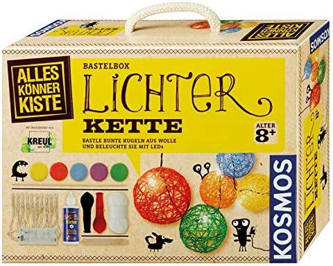 Kosmos Caja de luces para manualidades, para niños y niñas a partir de 8 años, ideal como regalo de cumpleaños: Amazon.es: Juguetes y juegos