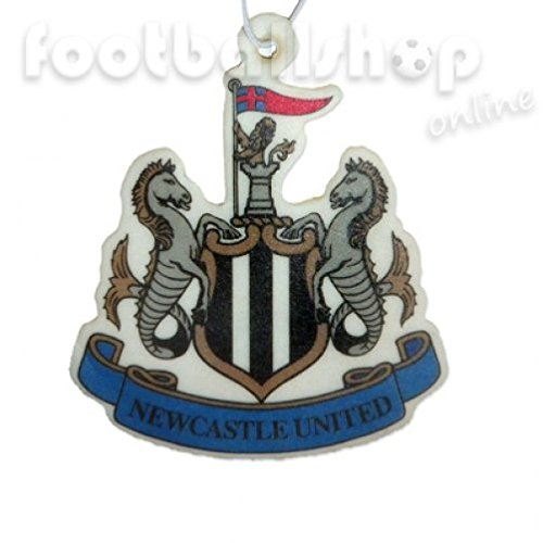 Newcastle United F.c Football Club Official Crest Logo Air Freshener Soccer - Newcastle Store Official