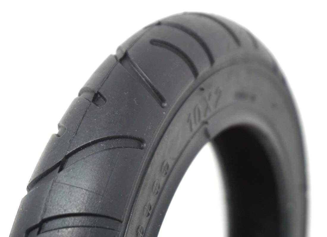 CBK-MS/® 1x 10 Kinderwagen Leichtlauf Reifen 10 x 2 = 54-152 Anh/änger Roller Dreirad