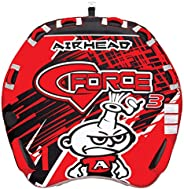 Airhead G-Force   1-4 Rider Towable Tube for Boating