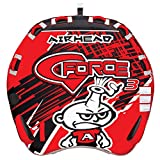 Airhead G-Force 3 | 1-3 Rider Towable Tube for Boating