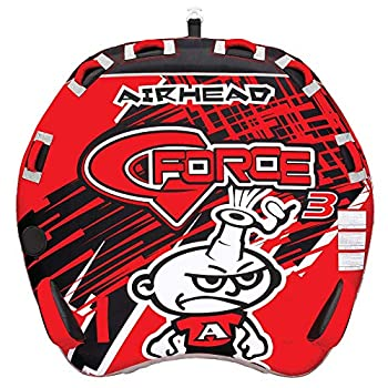 Image of Airhead G-Force | 1-4 Rider Towable Tube for Boating Towables