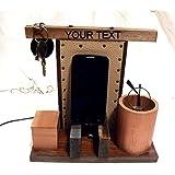 Personalized Docking Station Gift, Wooden Docking Station Men, Charging Station, Phone Stand, Watch Holder, Engraved Docking Station