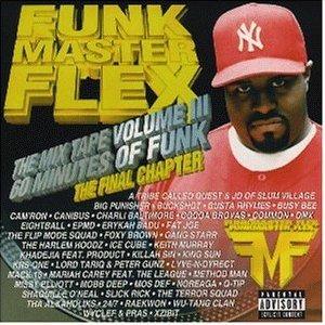 Convertable Mitten - Hot Funky Nonstop-DJ Mix - ideal für groovige Parties zum Durchlaufenlassen oder beim Cruisen mit Convertable durch die Ciddy (CD Album Funkmaster Flex, 40 Titel)