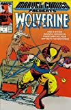 img - for Marvel Comics Presents Vol 1., No. 5 : Wolverine, Man-Thing, Master of Kung Fu, & Daredevil (Marvel Comic Book 1988) book / textbook / text book