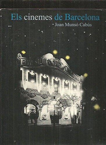 Descargar Libro Els Cinemes De Barcelona Joan Munsó-cabús