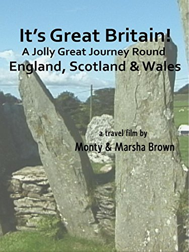 Its Great Britain - A Jolly Great Journey Round England, Scotland and Wales