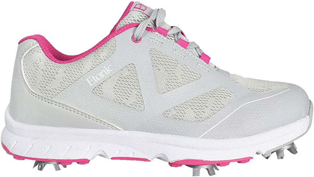 Etonic Golf- Ladies Stabilizer Sport Shoes Pink