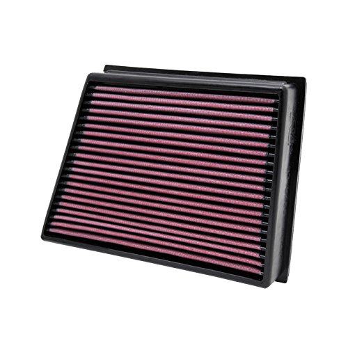 K&N 33-2466 High Performance Replacement Air Filter